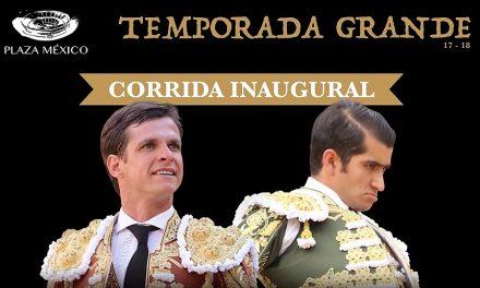 Hoy inauguran la Temporada Grande «El Juli y Joselito Adame