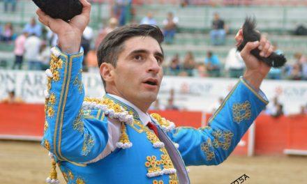 Arturo de Alba cortó la única oreja en GDL