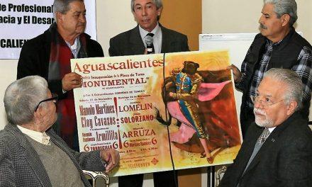 Fermín Espinosa «Armillita» fue motivo de un reconocimiento