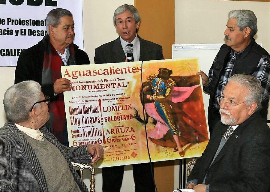 """Fermín Espinosa """"Armillita"""" fue motivo de un reconocimiento"""