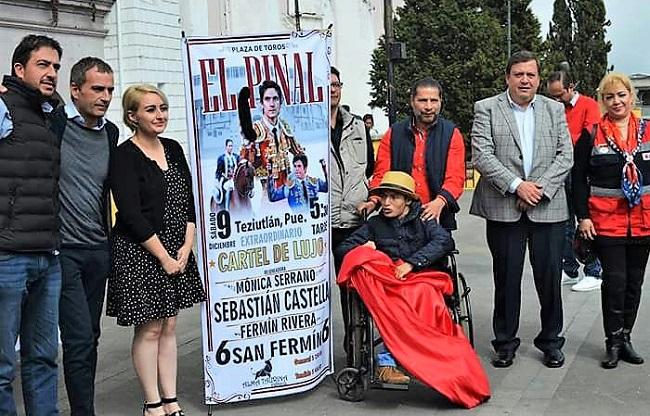 Anuncian atractivo cartel en Teziutlán