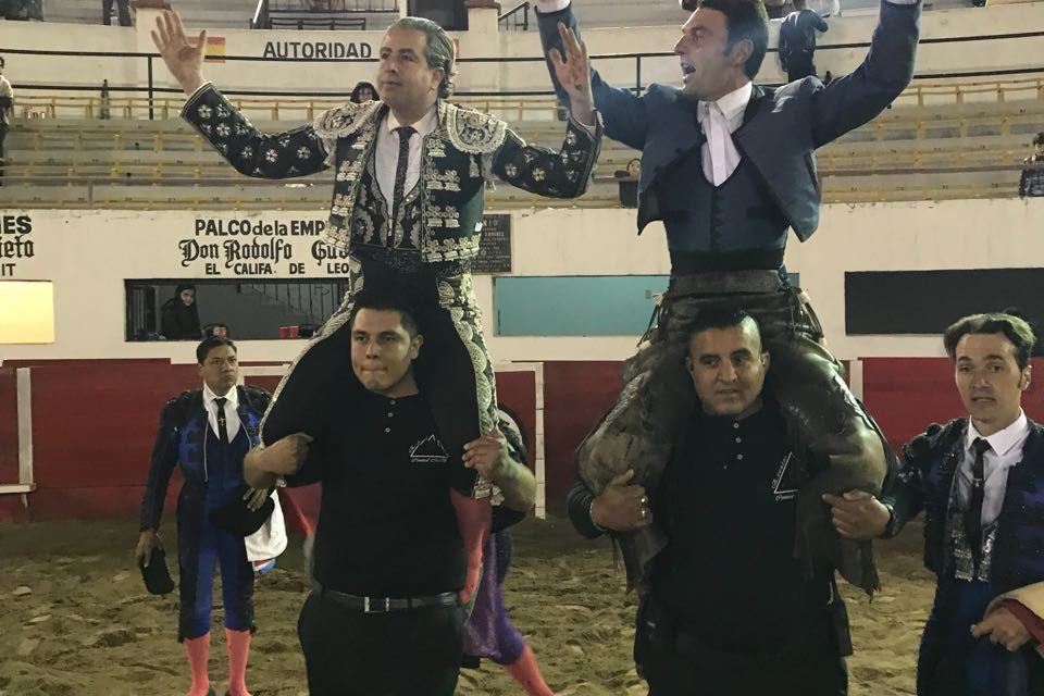 Triunfan Cartagena y Martínez Vertiz  en Tepic