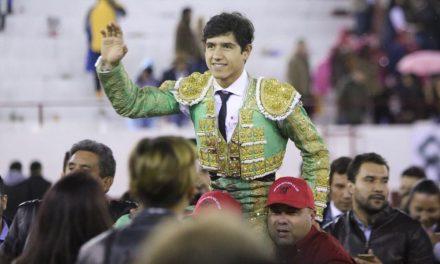 Luis David Adame se alzó como máximo triunfador