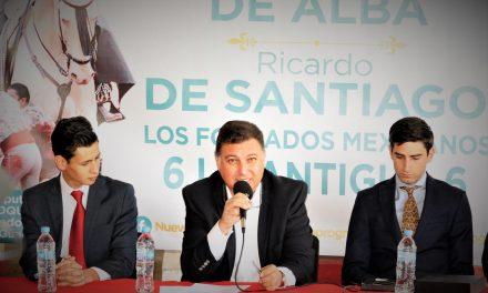 Duelo entre Arturo de Alba y Ricardo de Santiago