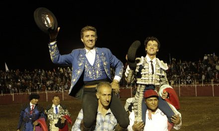 Triunfal tarde de Hermoso y Antonio Mendoza
