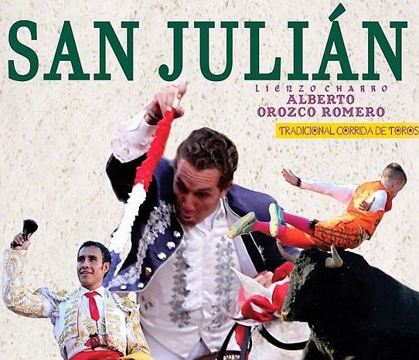 Garate y Badillo, en San Julián