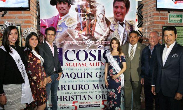 Rescatan corrida tradicional en Cosío