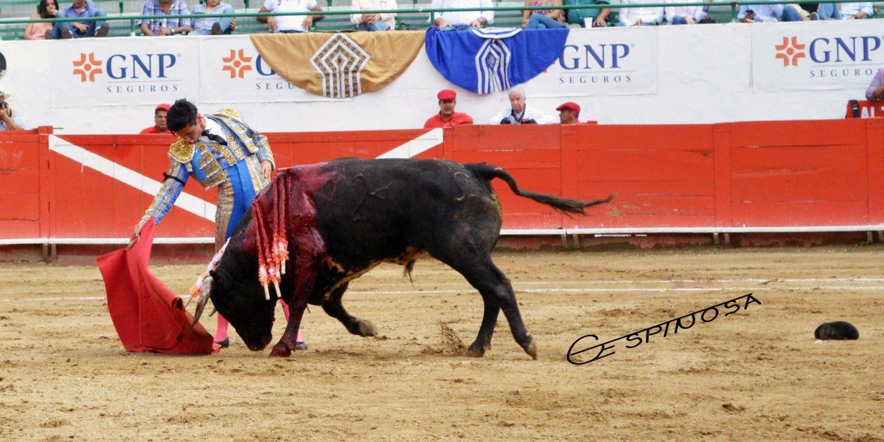 Ricardo de Santiago triunfador de Guadalajara