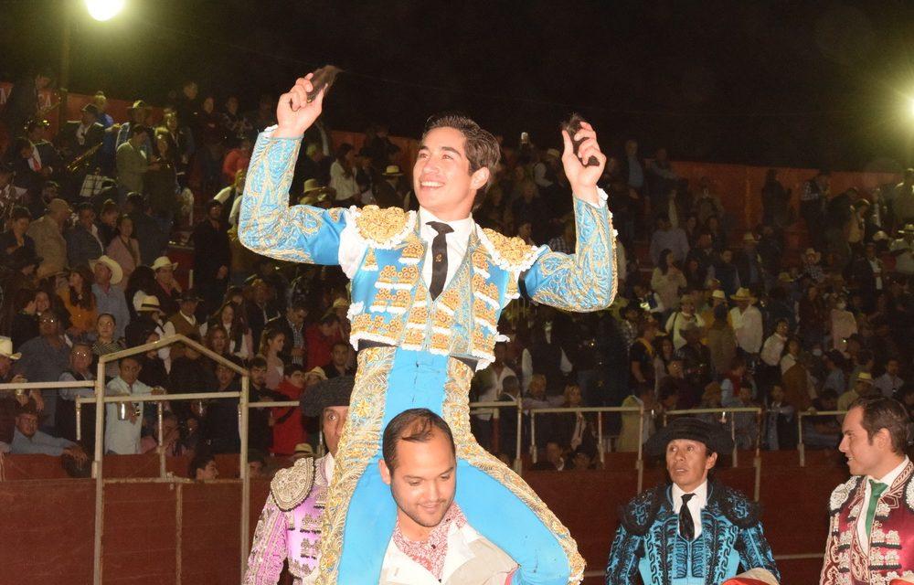 Triunfa Fermín Espinosa en Arandas
