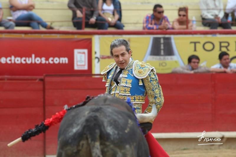 Alejandro Martínez Vértiz le esperan varios festejos