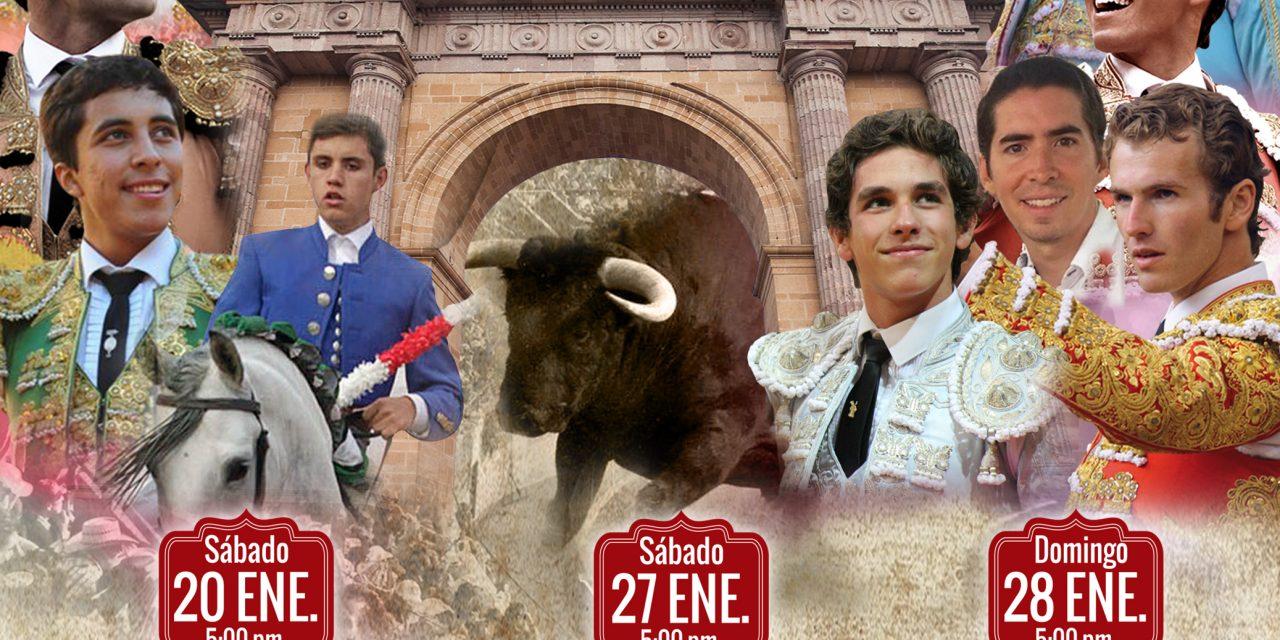 Interesantes carteles para la Feria de León