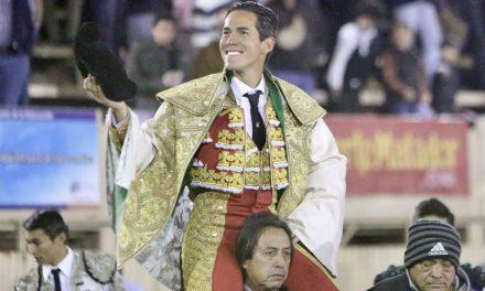 Diego Silveti fue el triunfador en Moroleón