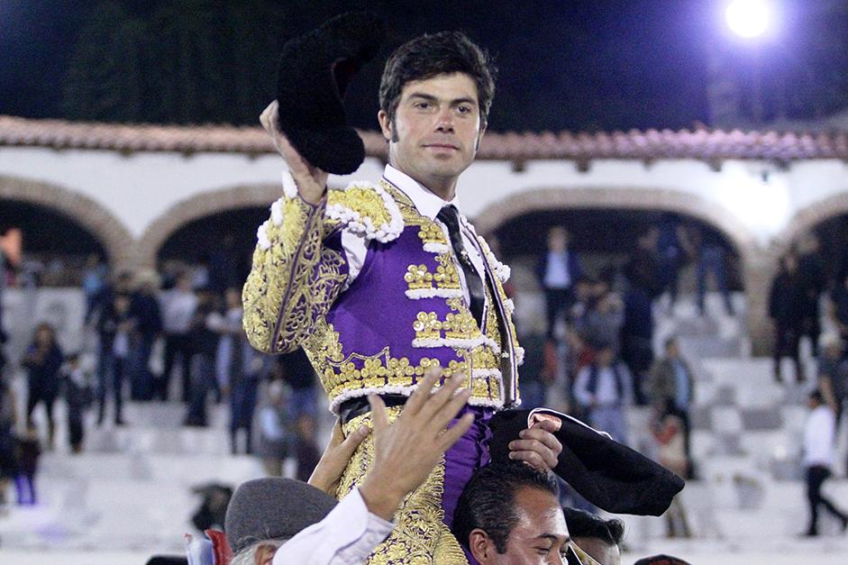 Triunfo de Fermín Rivera en San Miguel de Allende