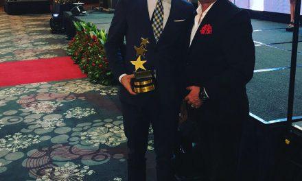 Luis David Adame reconocido como triunfador de Guadalajara