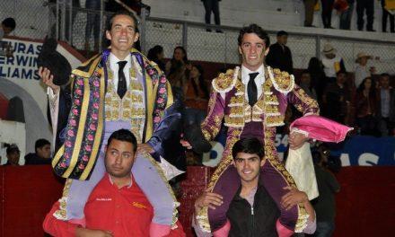 Gran triunfo de Silveti y Serna en Tlaltenango