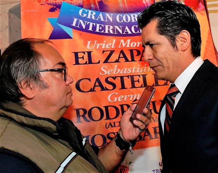«Me voy a morir si no toreo»: «El Zapata»