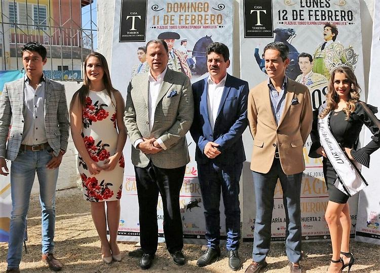 Casa Toreros presenta carteles de Jalos
