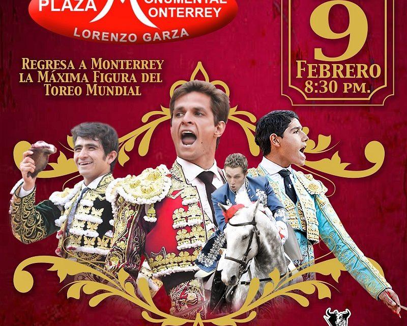 Anuncian cartel en Monterrey
