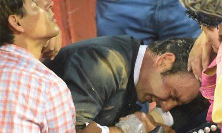 Cartagena sufre fractura de radio
