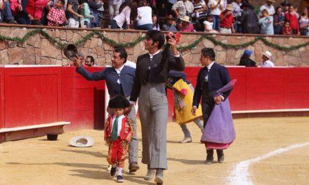 Fermín Rivera indulta a «Clase» en Cinco Villas
