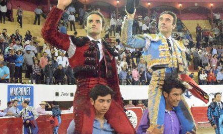 Tarde redonda de Ponce y Sánchez en Autlán de la Grana