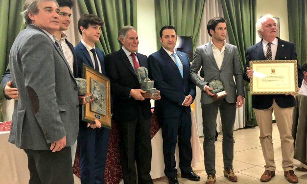 José Garrido recibió doble premio
