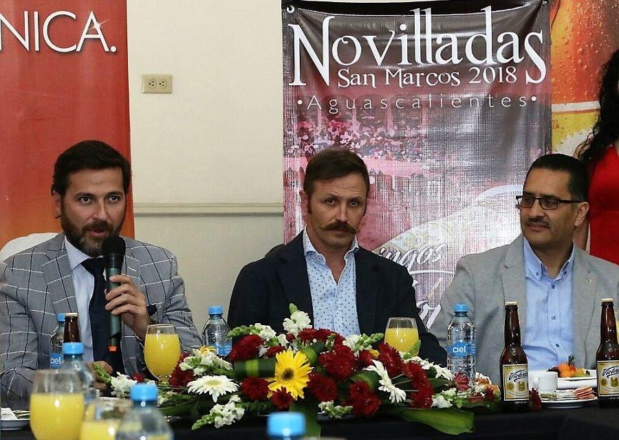 Anuncian Temporada novilleril en «La San Marcos»