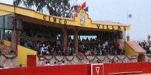Festival taurino en Cinco Villas