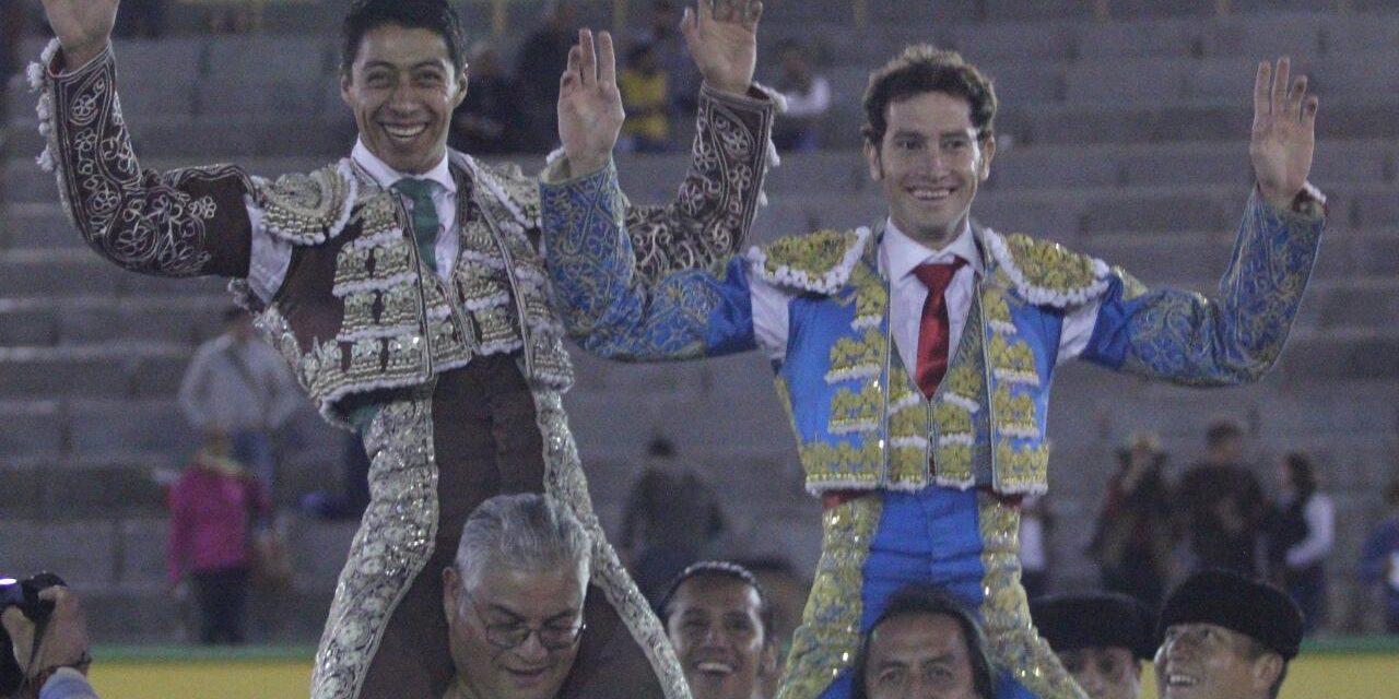 Comparten triunfo Saldívar y Flores en Apizaco