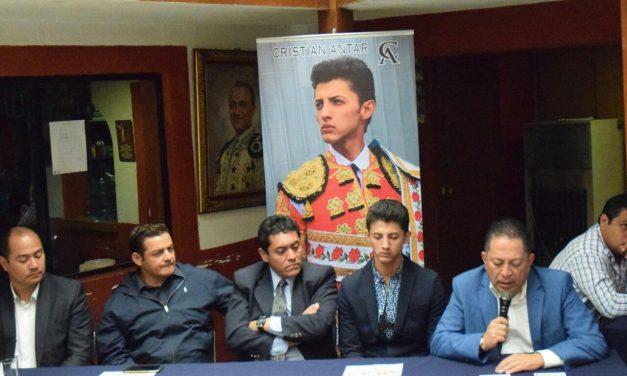 Luis Manuel García Bucio presenta interesantes carteles