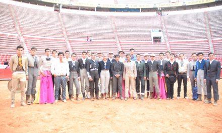 Segunda clase práctica en la México