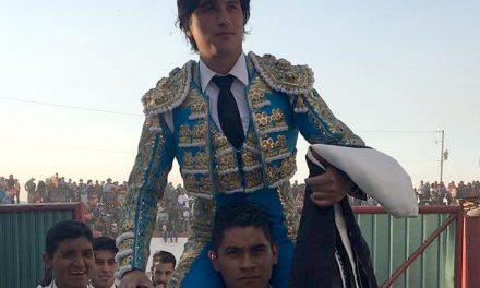 """Salen a hombros """"El Gaby"""" y Huerta"""