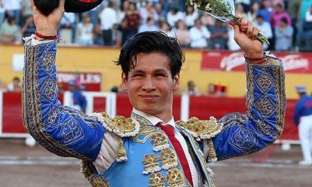 Tarde sin trofeos y fractura al español Jorge Isiegas
