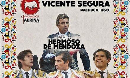 Anuncian corrida en Pachuca