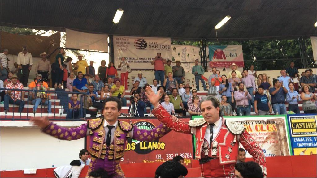 Comparten triunfo Martínez Vértiz y «El Chihuahua»