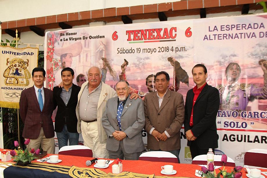 """""""El Solo"""" tomará la alternativa en Tlaxcala"""