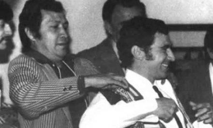 Homenaje al maestro Manolo Martínez