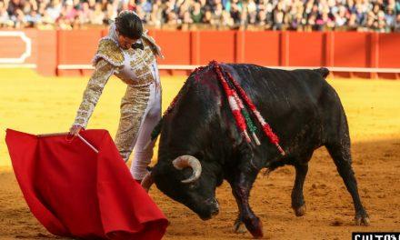 Talavante pasea la única oreja en Sevilla