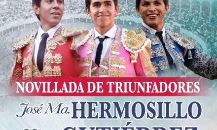 Definido el cartel de triunfadores