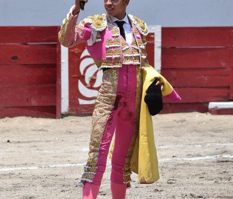 Héctor Gutiérrez triunfador de «La Florecita»