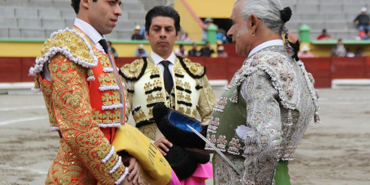 """Oreja y trofeo """"El Pana"""" para Delijorge"""