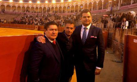 La Empresa Toros Yucatán apodera a Horacio Casas