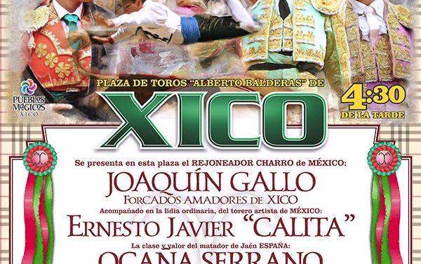 Presentan interesante cartel en Xico