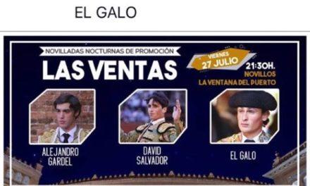 «El Galo» en Madrid