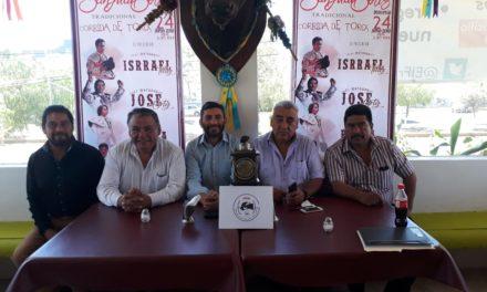Presentan corrida de  San Juan Solís