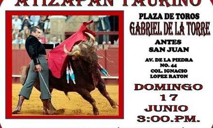 Anuncian festival en Atizapán