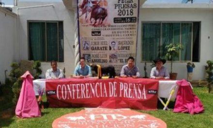 Anuncian festival en Presas