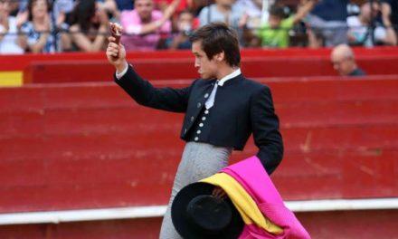 Oreja para Arturo Gilio en Valencia