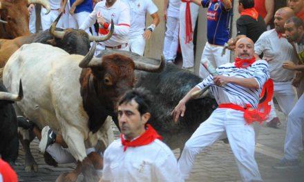 Los toros de Cebada Gago han causado peligro