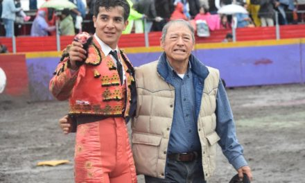 Alejandro Moreno triunfador en San Pedro